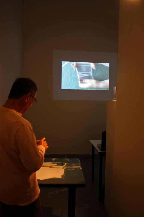 Vidéo-installation